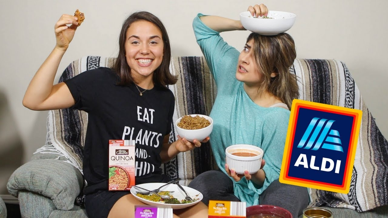 TASTE TEST: Vegan Meals from ALDI