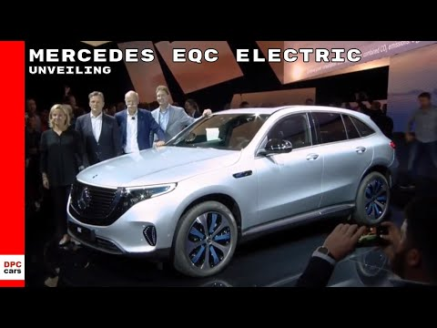 Mercedes EQC Electric SUV 2020 Unveiling