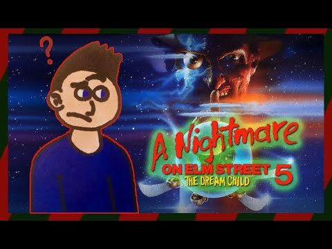 Nightmare on Elm Street 5: The Dream Child - Confused Reviews (39)