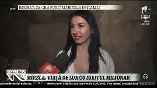 """Mirela Baniaş, fostă concurentă la """"Insula Iubirii"""", despre relația ei cu iubitul milionar"""