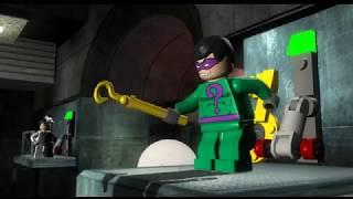 Lego Batman: The Videogame #5 Двуликий и Загадочник