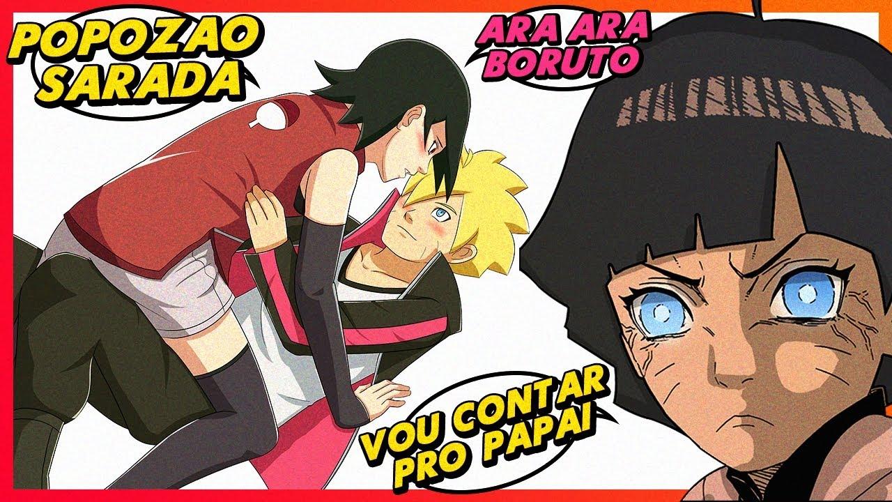 Memes de Naruto Shippuden e Boruto #45 | Memes em Imagens