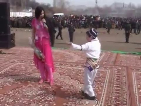 Amazing Song & Dance Perform on The Stage, Uzbek