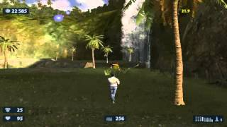 Serious Sam HD - The First Encounter - Le montagne della luna - Parte 1/2