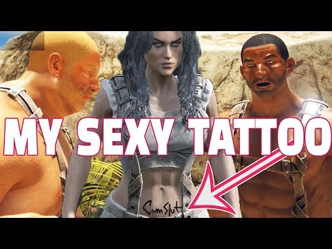 MY SEXY TATTOO - Funny ATLAS Moments on Voice Chat (MMO)
