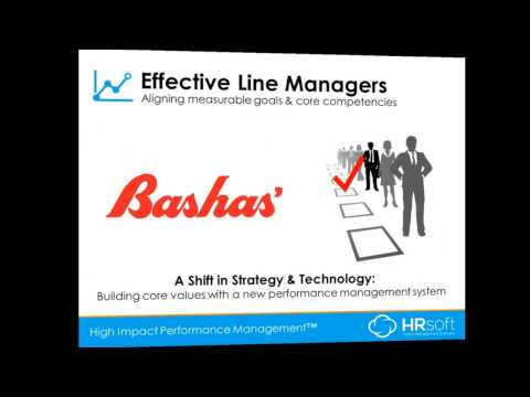 High Impact Performance Management – Building Effective Line Managers