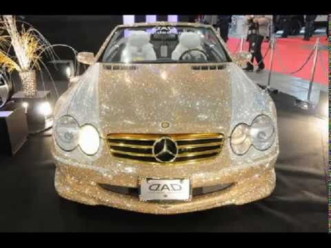 World S Expensive Car With Diamonds Mercedez Benz Owner