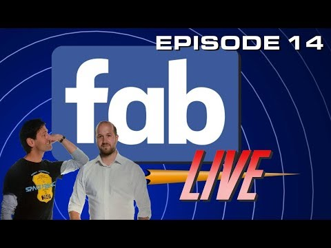 FAB Live: Episode 14 - The one after the hiatus - Thunderbirds, Captain Scarlet, Merch and more!