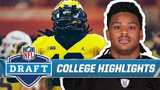 Devin Bush College Highlights   Pittsburgh Steelers