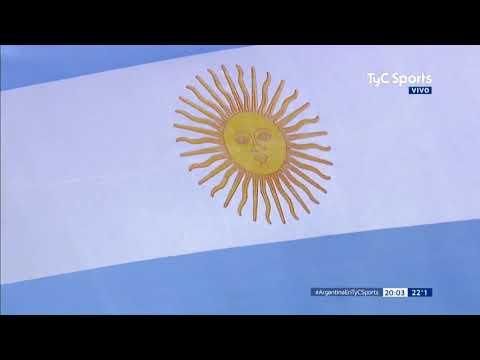 Soledad Pastorutti Himno Nacional Argentino 29/05/18