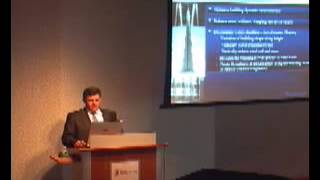 Burj Khalifa Lecture Series, Extreme Building: Wind Engineering