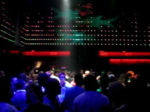 Jerome Sydenham playing 'Jero' - Club Air Amsterdam