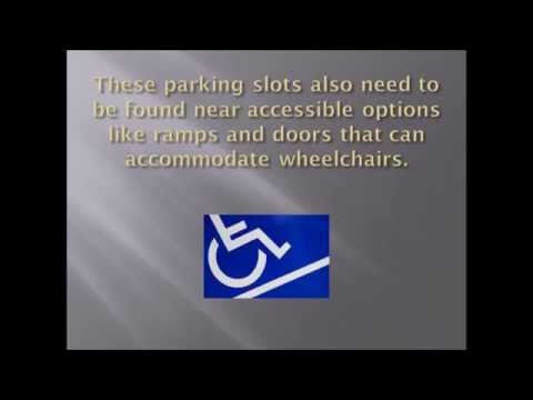 Other Rules for Handicap Parking Spaces Aside from Having ADA Parking Signs
