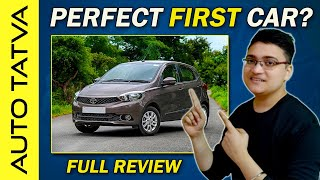 Tata Tiago (XZ) : Perfect First Car Ki Khoj | Part 1 | Auto Tatva