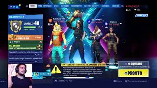 FORTNITE:SHOP 22 AUGUST IN LIVE- SERVER PRIVATI- SKIN REGALO -CODE CREATOR:TOMSPACEWALKER