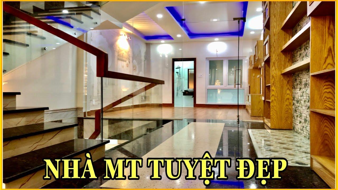 Bán nhà Gò Vấp | 4.2m x 26m Nhà Mặt Tiền chủ xây ở Đẹp Rộng Cao Cấp đậu được 3 Xe Hơi trong nhà
