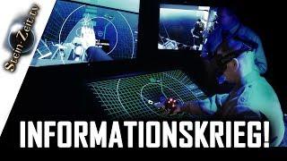 Willkommen im Informationskrieg - Peter Denk bei SteinZeit