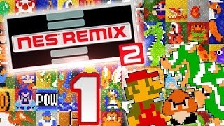 Let's Play NES Remix 2 Part 1: Aller Anfang ist schwer