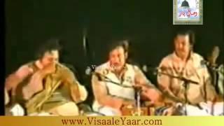 URDU MANQABAT( Ya Hussain Ya Hussain)NUSRAT FATEH ALI KHAN.BY Visaal