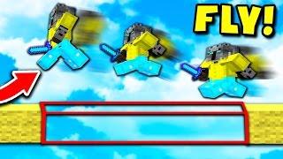NEW MINECRAFT HACK! (Minecraft BED WARS Trolling)