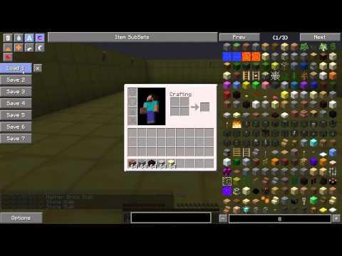 Рецепты крафта в Minecraft