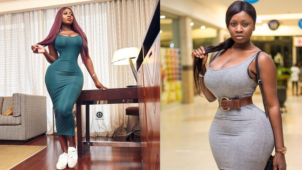 The Nollywood Actress Has A Unique Physique. Well Umm, DAMN!!!
