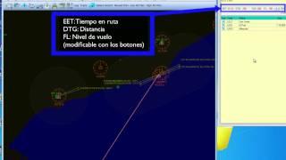 Tutorial Flightsim Commander 9 - Parte1 (Español - Spanish)