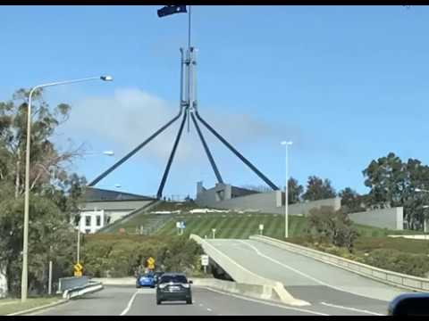A Tour of Canberra Australia