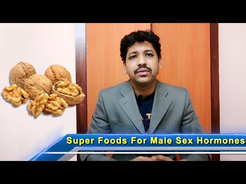 Superfoods to Increase Male sex hormone testosterone naturally: Dr. Magesh.T