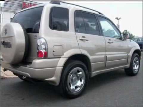 2005 Suzuki Grand Vitara - Warminster Pa