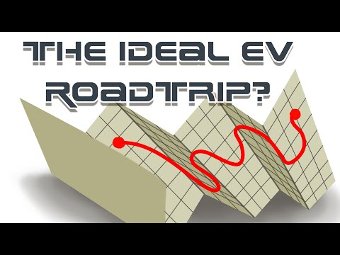 Sunday Musing: What Would Be Your Ideal Road Trip In An Electric Car