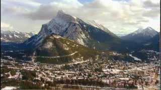 Ski Banff National Park, Canada
