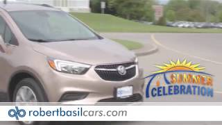 Celebrate Summer at Robert Basil. Lease A Buick Today!