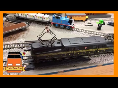 Toy and Model Train Mystery Grab Bag from Goodwill