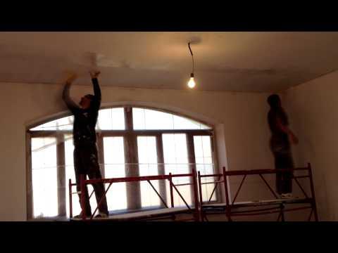 Ремонт потолка своими руками, или как покрасить потолок