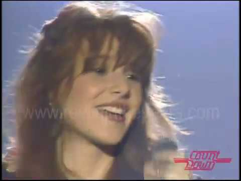 Tiffany I Think Were Alone Now on Countdown 1988