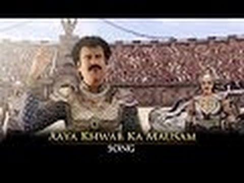 Aaya Khwab Ka Mausam Song - Kochadaiiyaan - The Legend ft. Rajinikanth