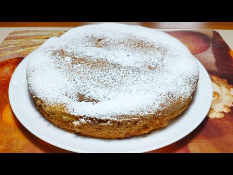 Приготовьте Вкусный Яблочный Пирог ! Рецепт Настоящей Шарлотки! Просто Рецепт.