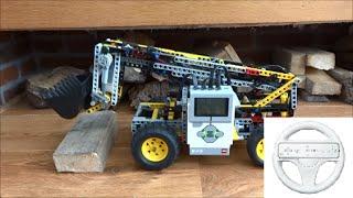 LEGO Mindstorms - Manitou + Wiimote