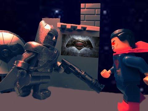 Lego Batman v Superman Dawn of Justice Armored Batman Showcase