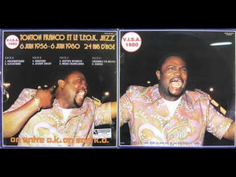 Locataire (Franco) - Franco & le T.P. O.K. Jazz 1979