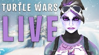 🔴Turtle Wars With SUBS! How to get BETTER at Fortnite! | !commands | #EvadeRC #EvadeUs #Fortnite