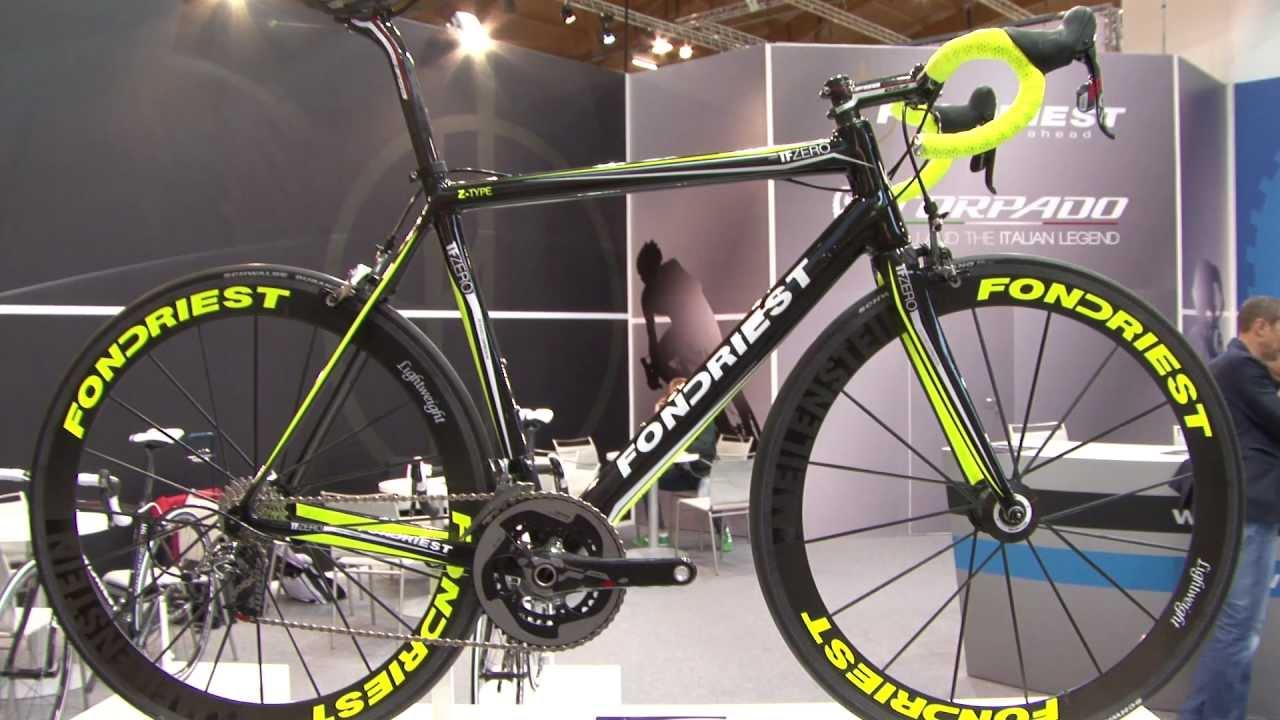 Fondriest Bikes - Eurobike 2012 - YouTube