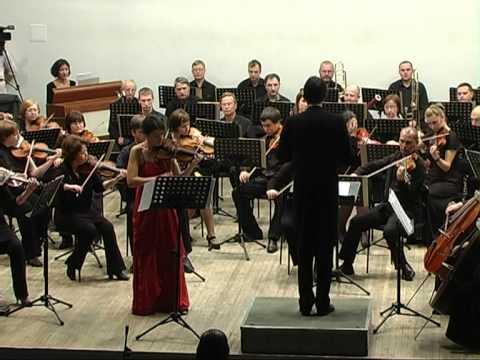 Bartok Violin concerto No.2 (1) Julia Igonina