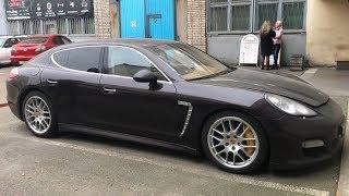 видео: Самый дешёвый Porsche Panamera Turbo в стране ! 700 тысяч за тормозные диски ? Реальность !