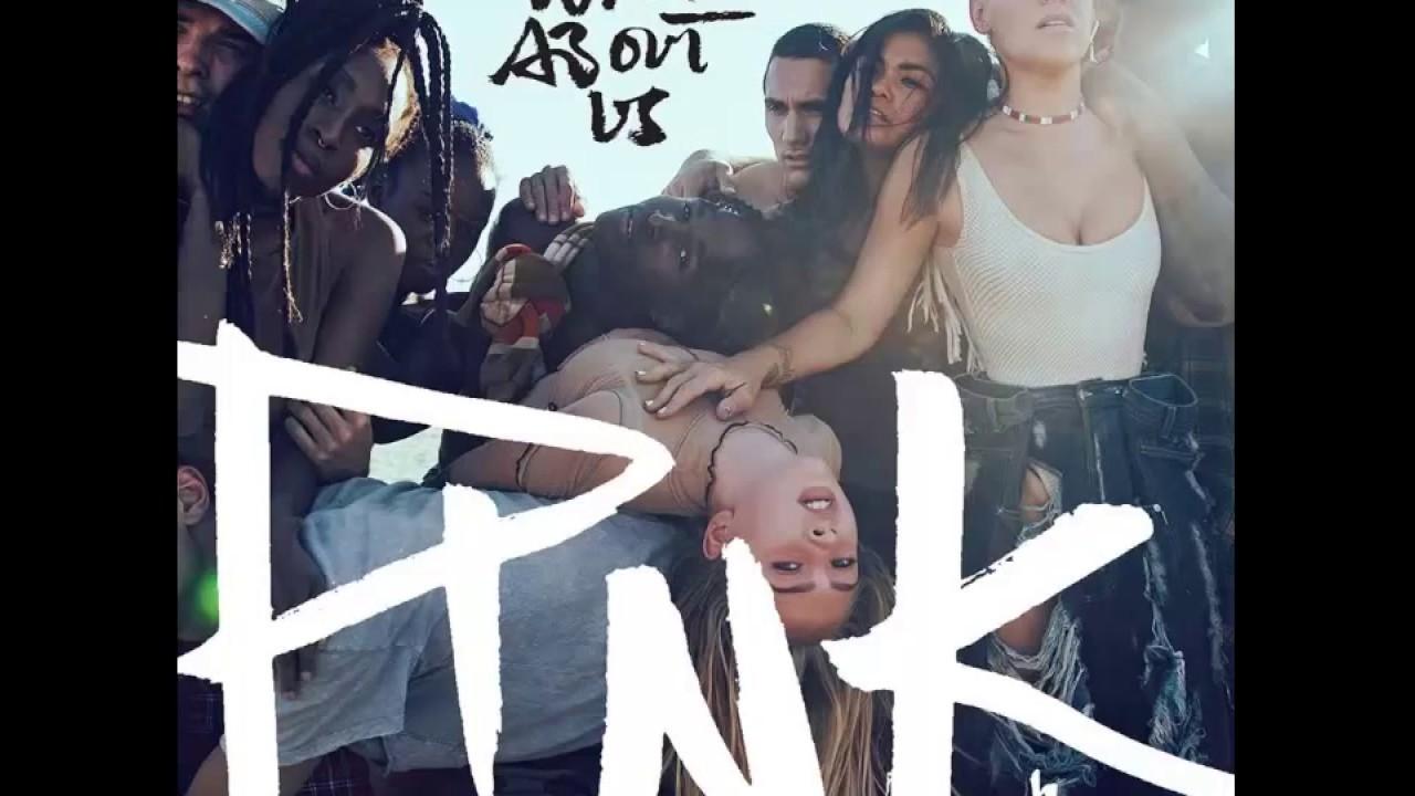 download Pink - What About Us (Cash Cash Remix)