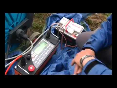 Geophysical Monitoring System