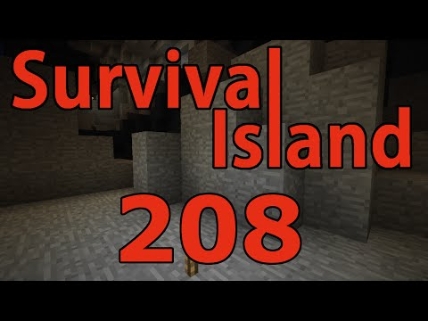 Minecraft- Survival Island [208] CLEARING LAND