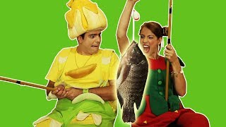 فوزي موزي وتوتي – صيد السمك - Fishing