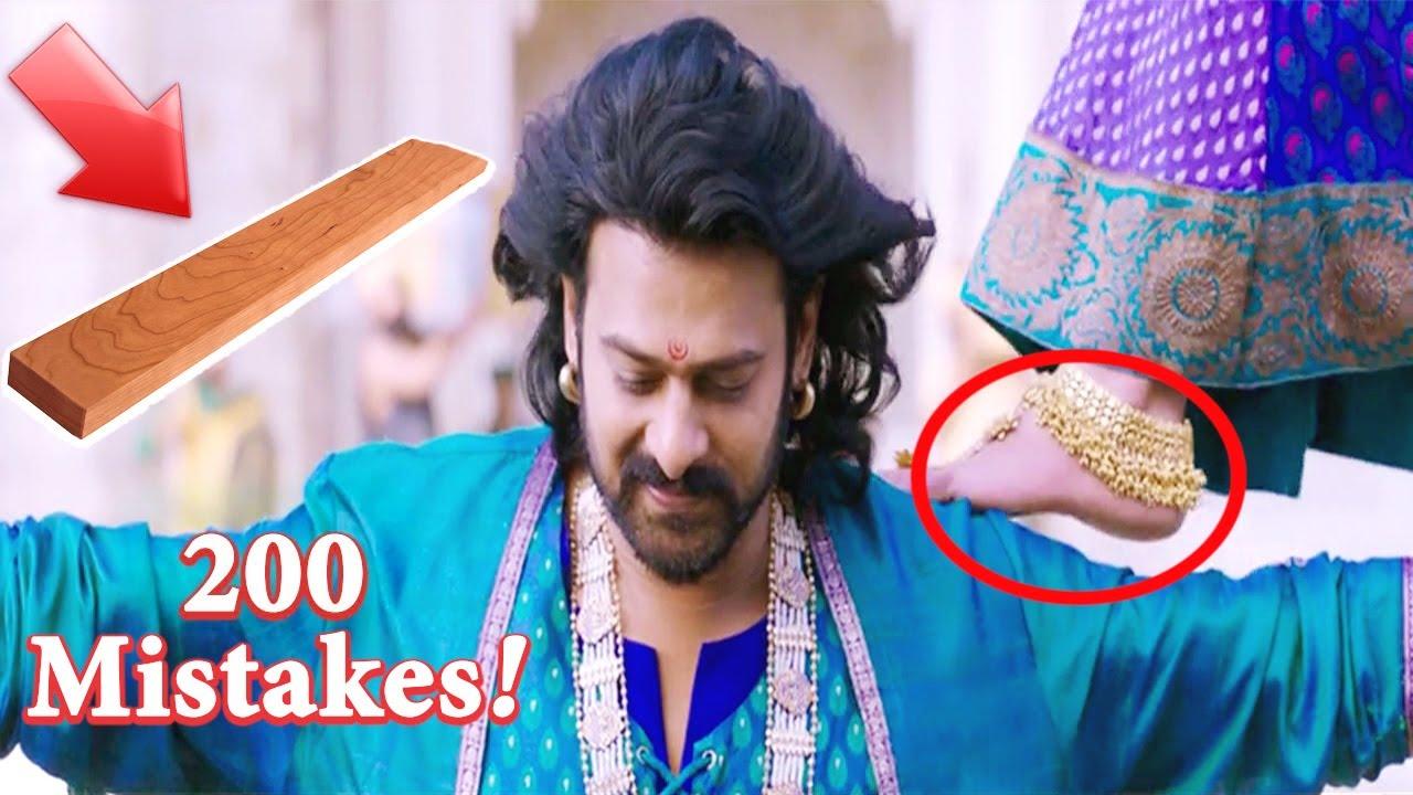 """Download Huge Mistakes in """"Baahubali 2"""" Full Movie (200 Mistakes Trailer Video) Prabhas, S.S. Rajamouli"""
